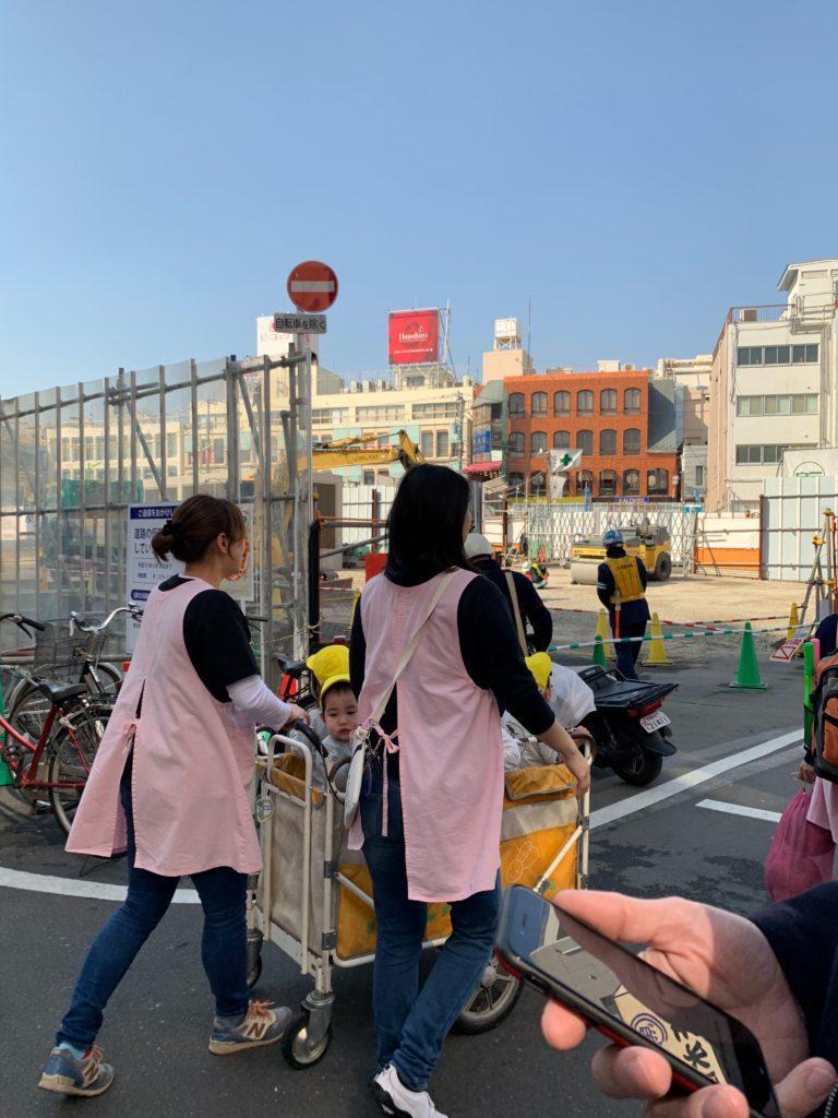 Godt hotel i Tokyo
