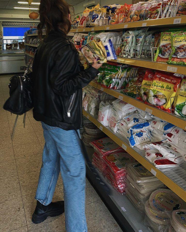 Asiatisk supermarked