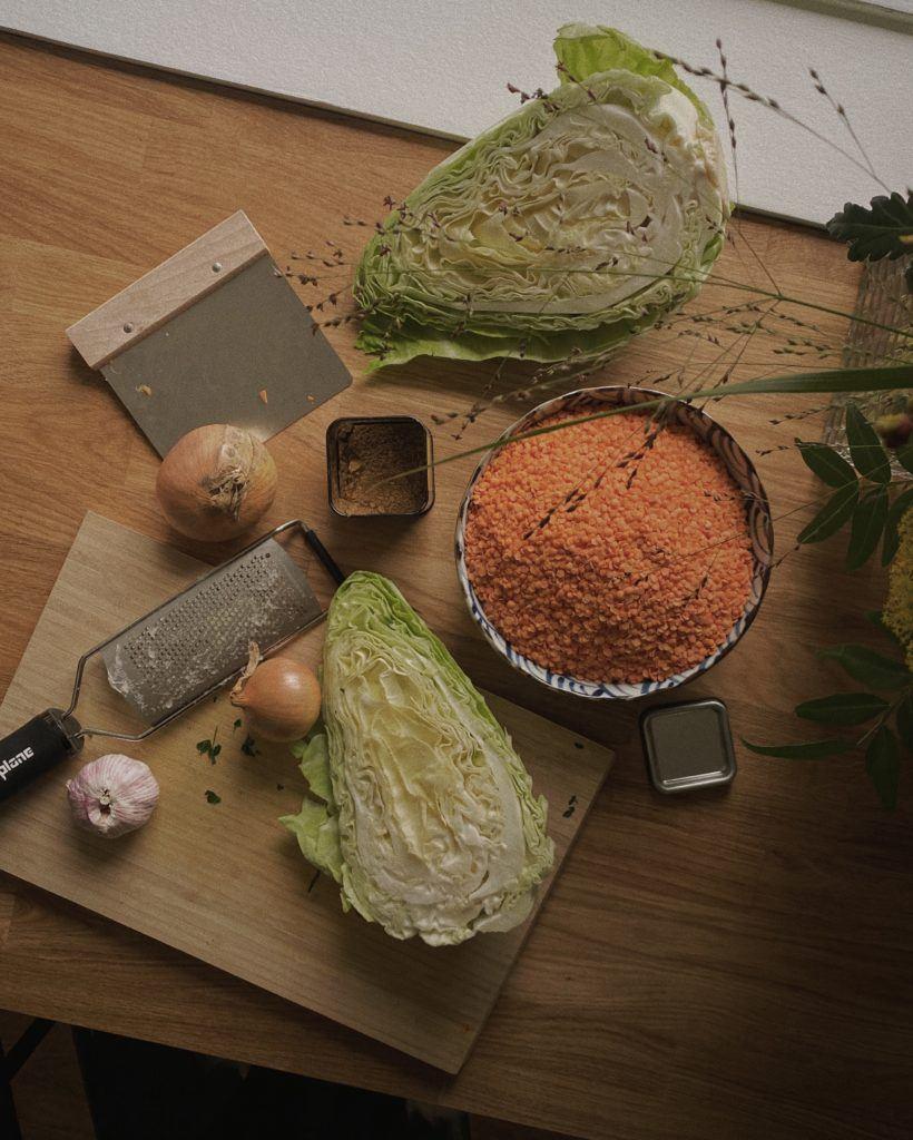 verdens bedste veganske curry