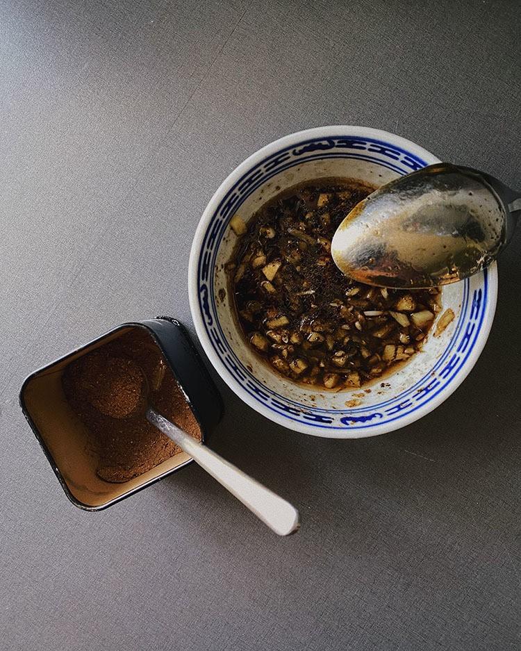 Aubergine med szechuan sauce *a must try* 6