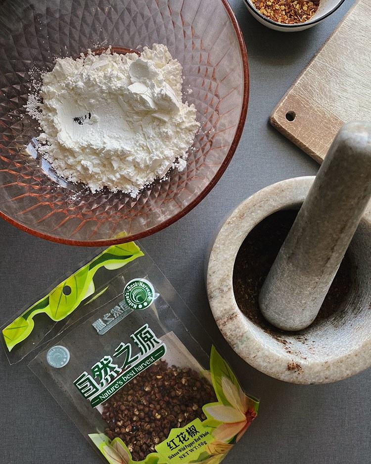 Aubergine med szechuan sauce *a must try* 2