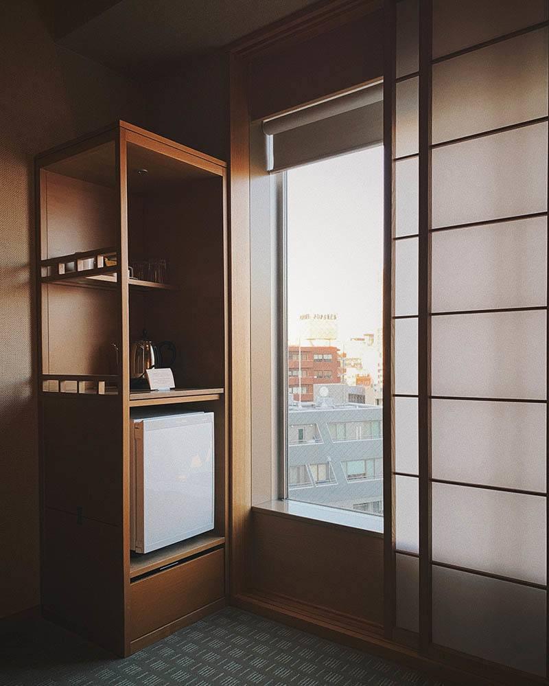 Et godt hotel i Tokyo (billigt og autentisk) 6