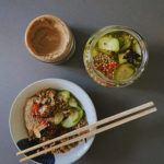 Opskrift på nemme syltede agurker med et asiatisk twist (selvfølgelig) 5