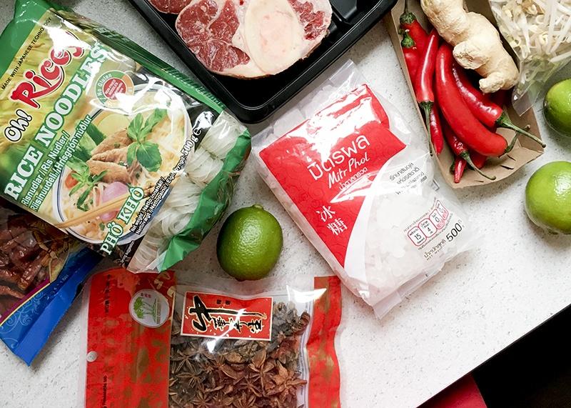 Opskrift på vietnamesisk pho suppe (ægte asian vibes i køkkenet) 2