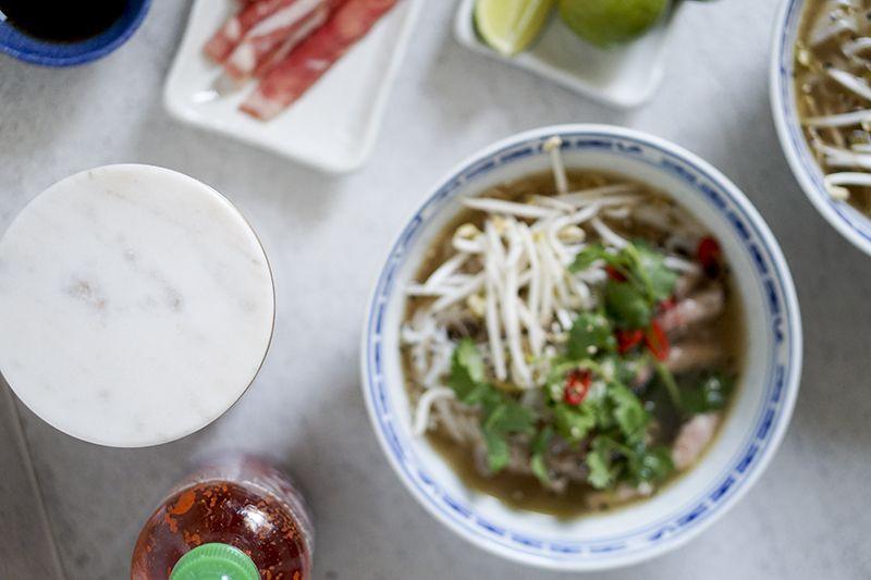 Opskrift på vietnamesisk pho suppe (ægte asian vibes i køkkenet) 11