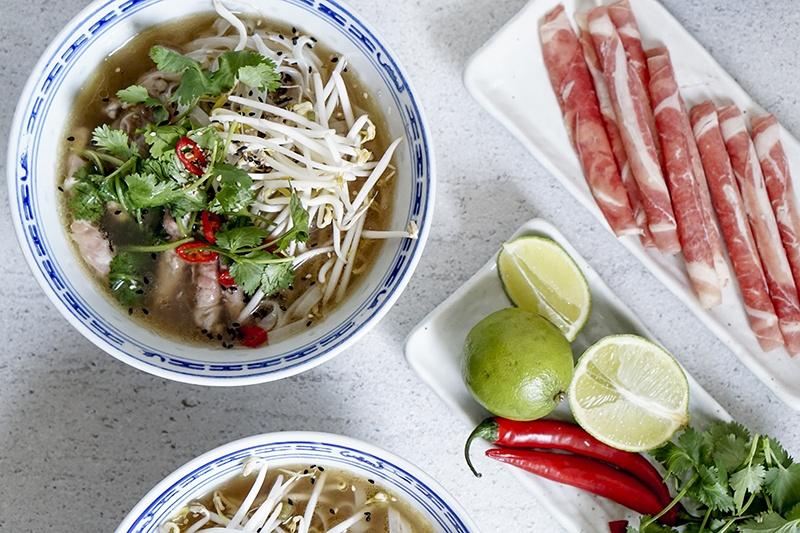 Opskrift på vietnamesisk pho suppe (ægte asian vibes i køkkenet) 17