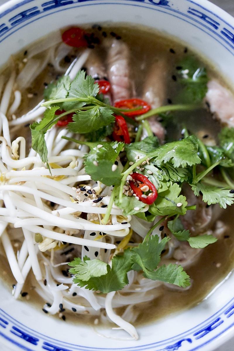 Opskrift på vietnamesisk pho suppe (ægte asian vibes i køkkenet) 19