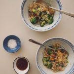 Opskrift på fried rice (som er den lækreste måde at bruge de fleste rester) 4
