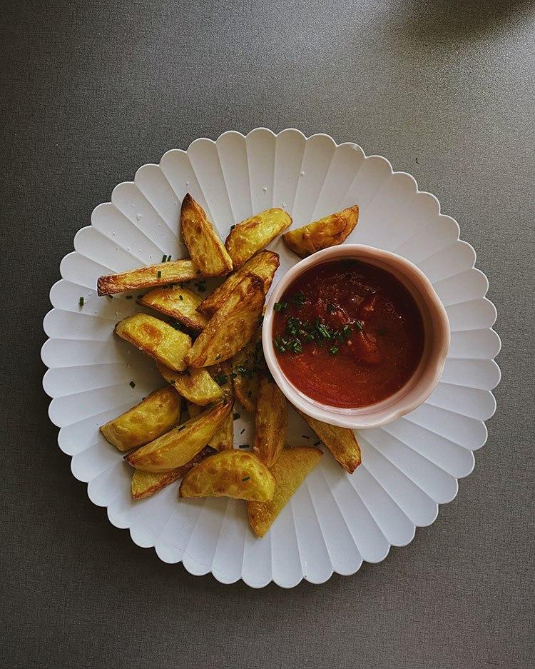 Opskrift på nem ketchup med friske tomater og masser af krydderier og spiciness 5