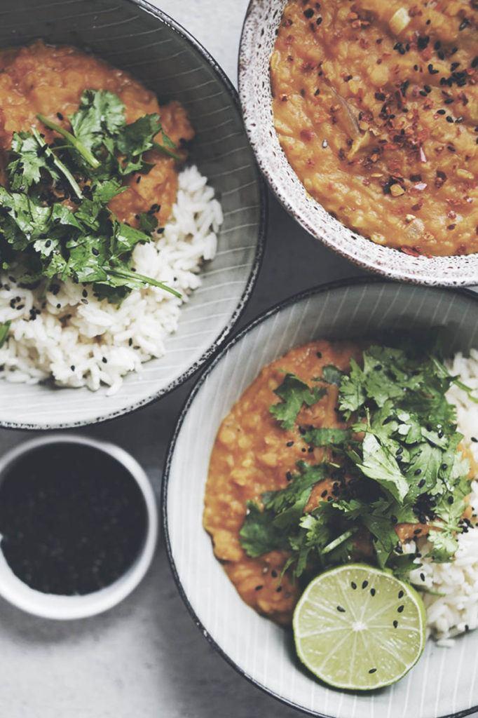 Opskrift på verdens bedste veganske curry (intet mindre) 1