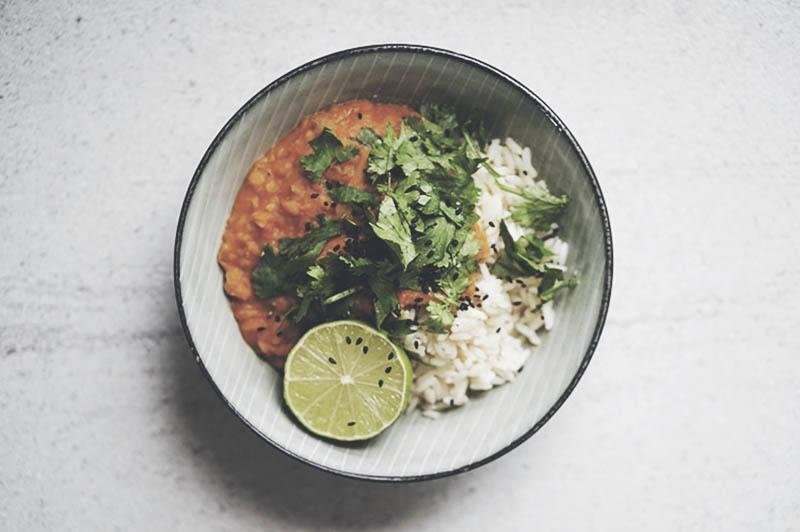 Opskrift på verdens bedste veganske curry (intet mindre) 3