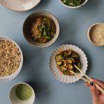 Asiatisk agurkesalat
