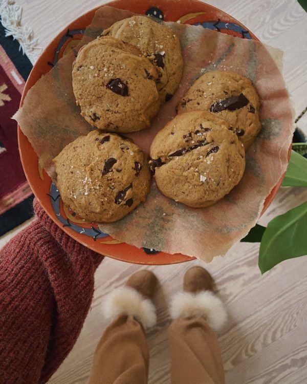 Nemme cookies med kardemomme