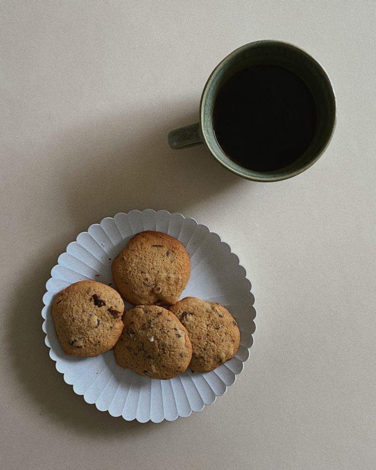 Cookies med kardemomme