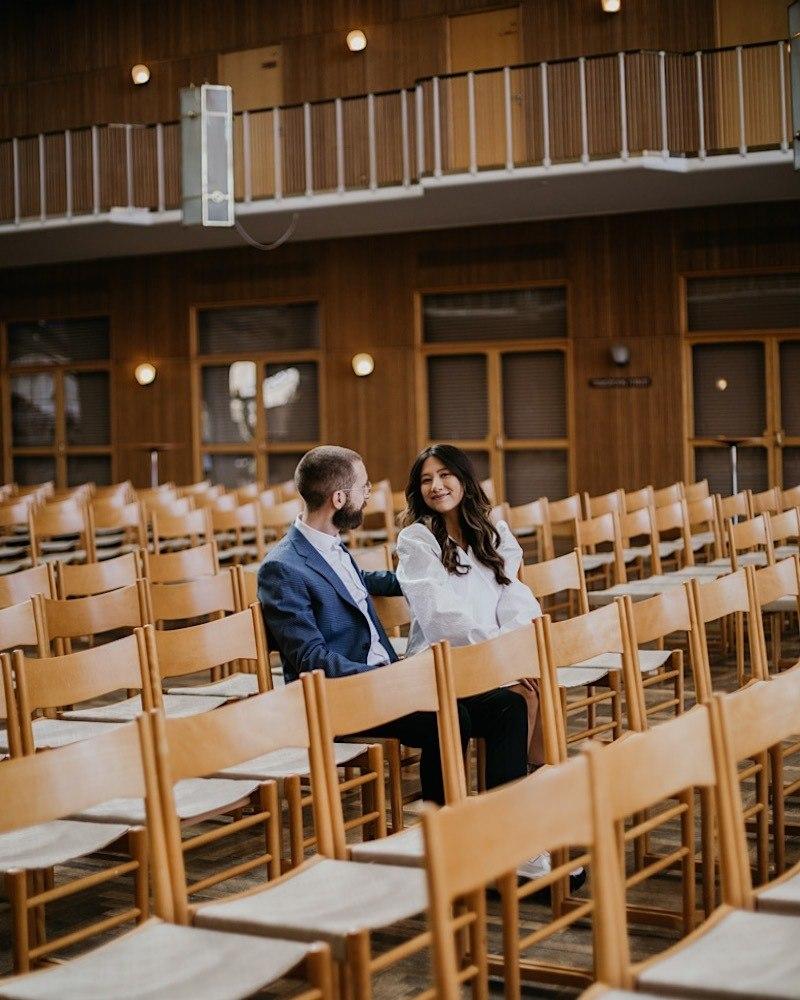 Stonemuse bryllup